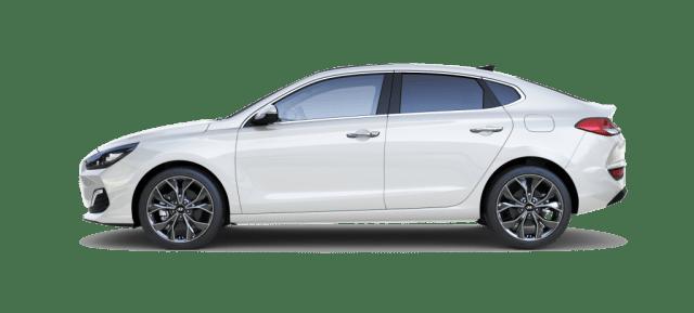 Nová i30 fastback
